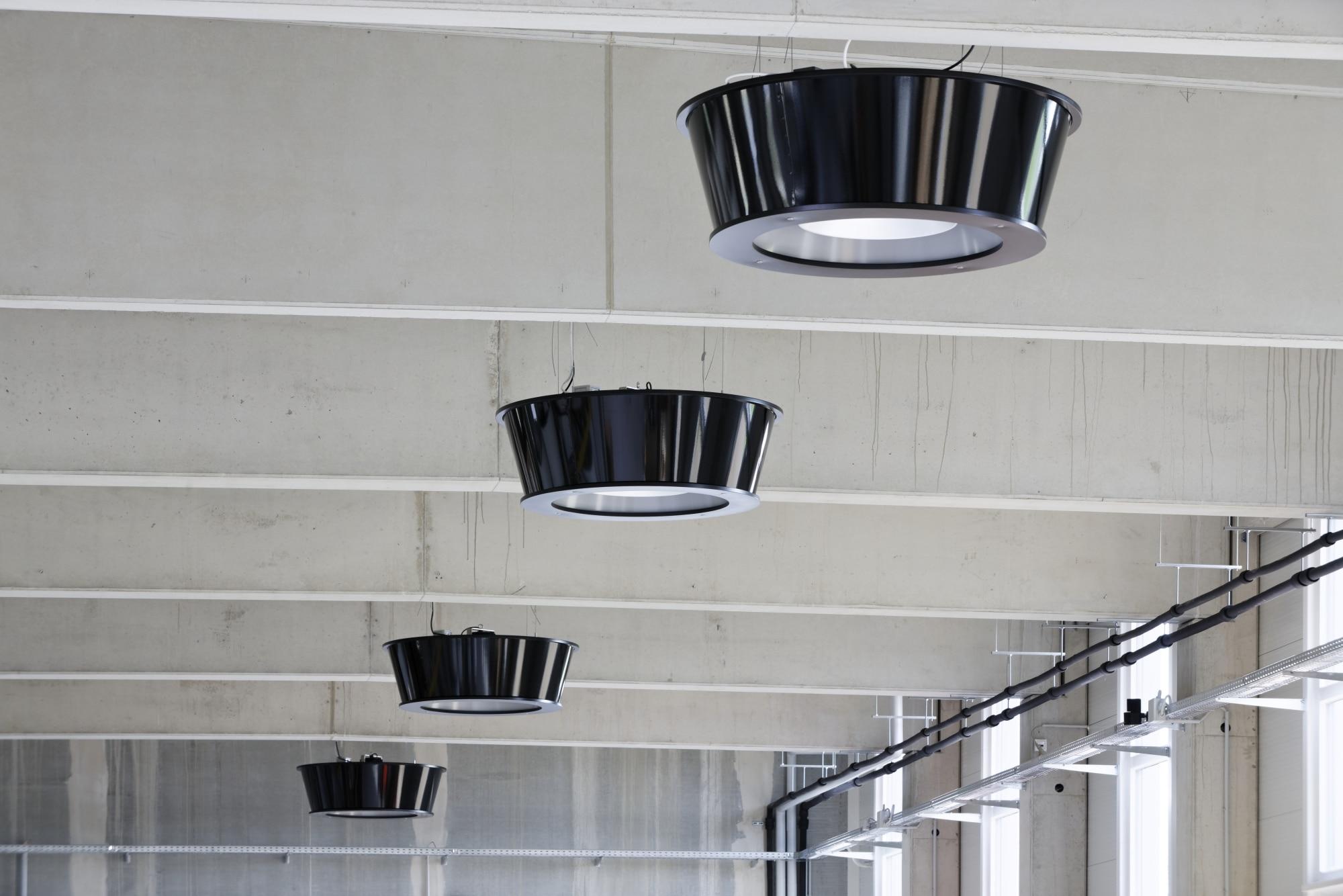 Deckenheizsystem 20IN20 mit Licht   Redwell