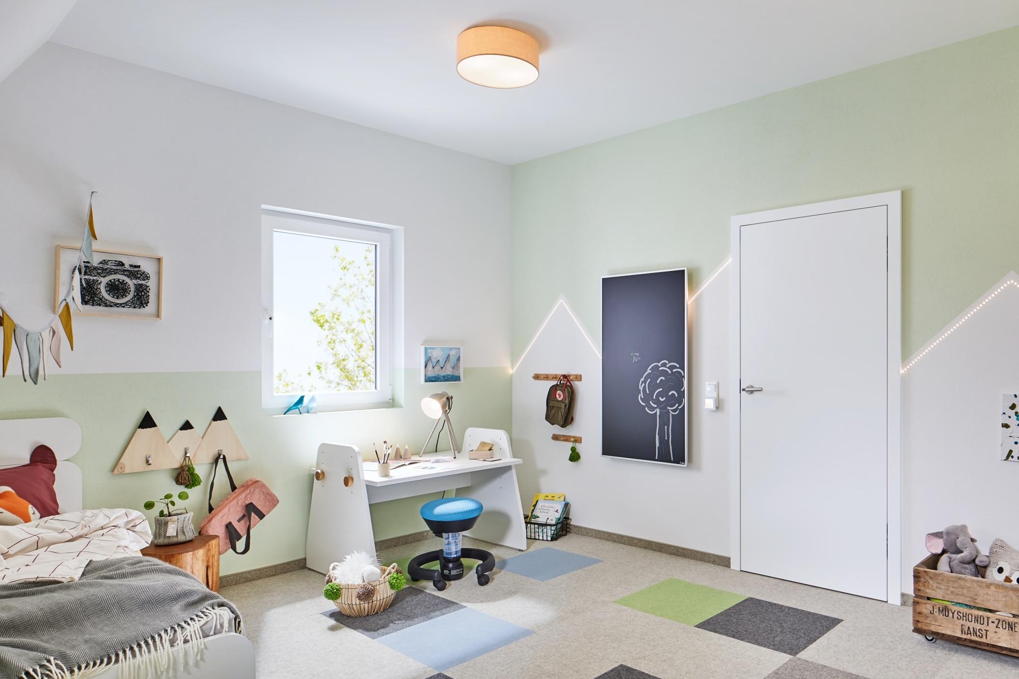 Infrarotheizung Im Kinderzimmer Redwell Anwendung