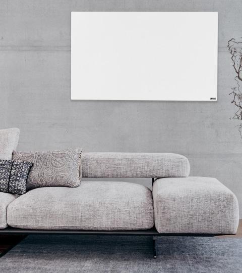 Hochaufgelöstes Produktfoto der Redwell WE-Line in weiß