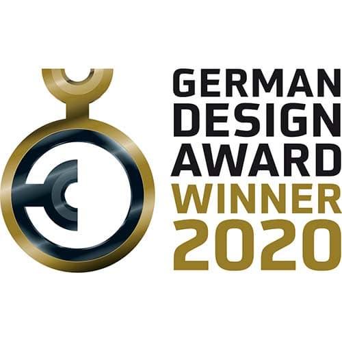 Auszeichnung zum German Design Award 2020