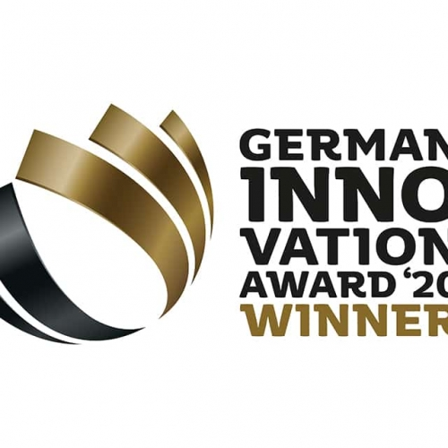 German Innovation Award 2020 - Icon für Website